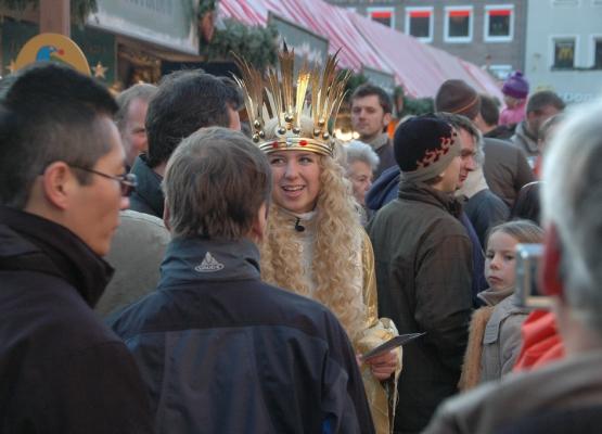 Das Nürnberger Christkind 2008