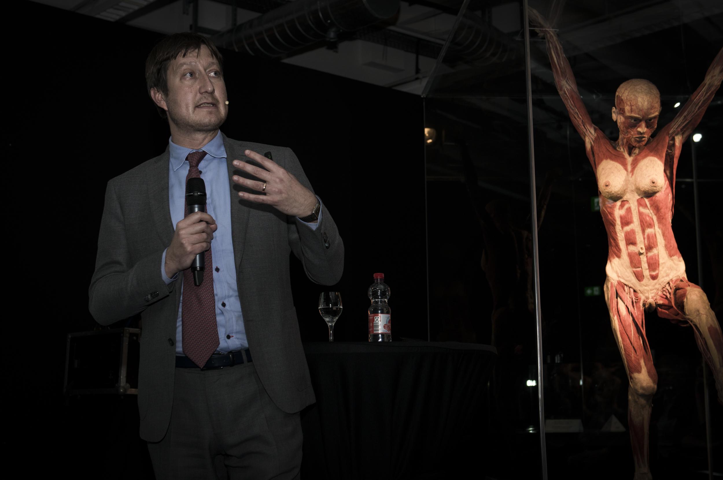 Frank Rühli Vortrag