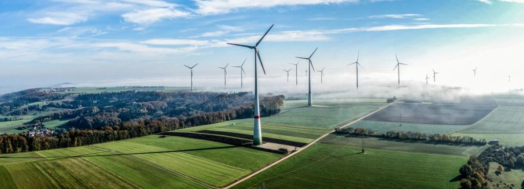 Limes Windpark bei Weißenburg, Foto: Werner Röthlingshöfer