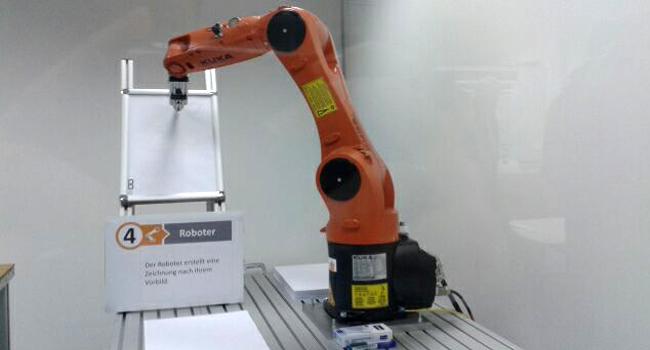roboterzeichner