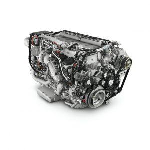 Dieselmotor für Omnibusse Quelle: © MAN Truck & Bus