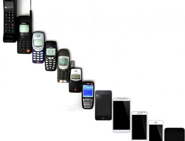 Die Evolution des Handys: Schon von Anfang an gibt es die Befürchtungen um negative Langzeitwirkungen