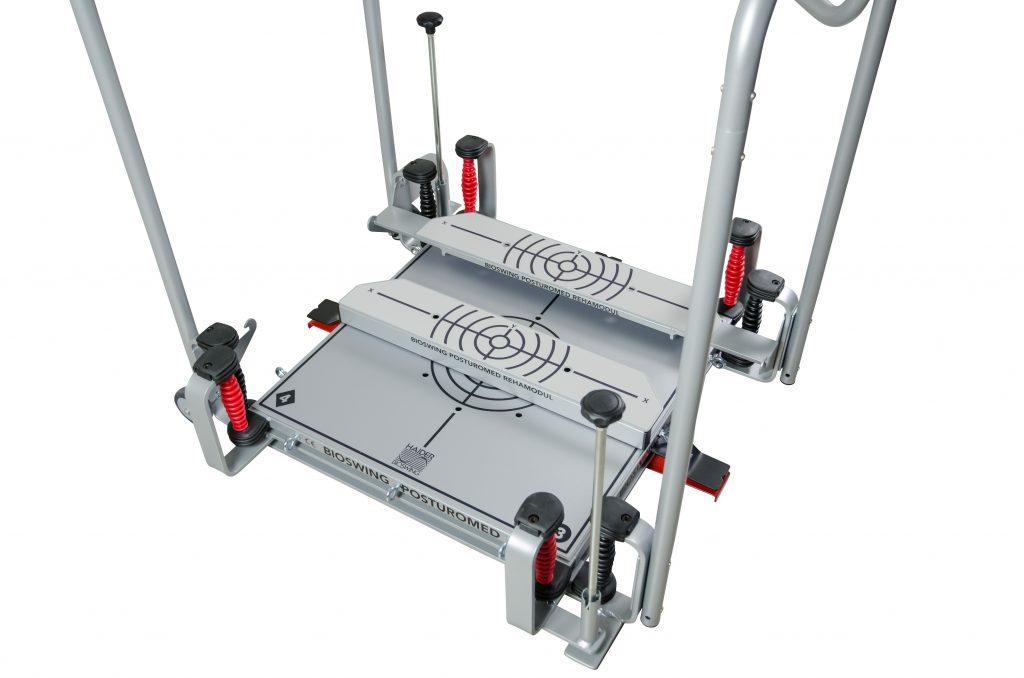 Die Schwingfläche des Posturomeds - HAIDER BIOSWING GmbH ®