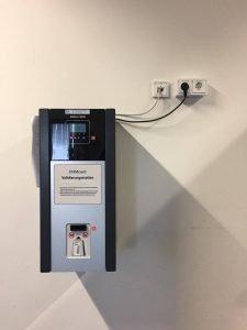 Im vierten Stock des Hochschulkomplexes der Technischen Hochschule befindet sich die Valdierungsstation (Quelle Janet Petrovic)