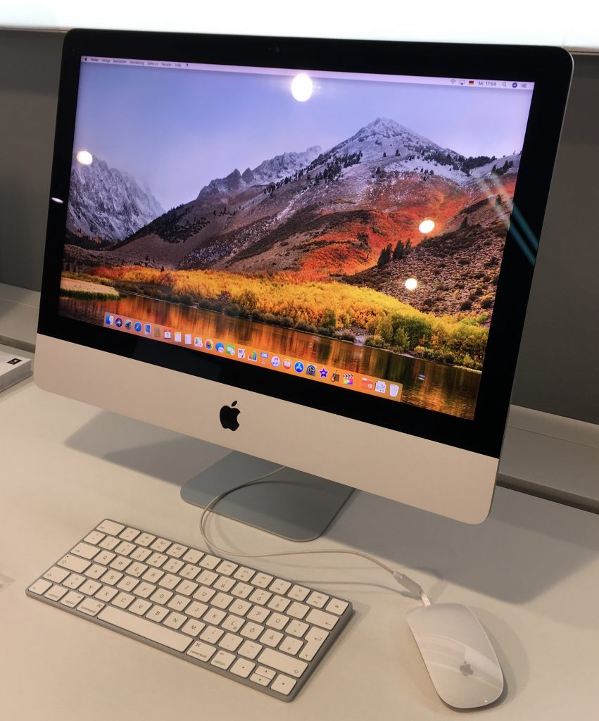 iMac Pro (Foto: Denise Heller).