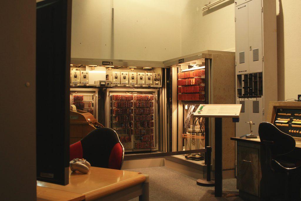 Die Z 23 ist ein Großrechner, der ab 1958 enwickelt wurde.