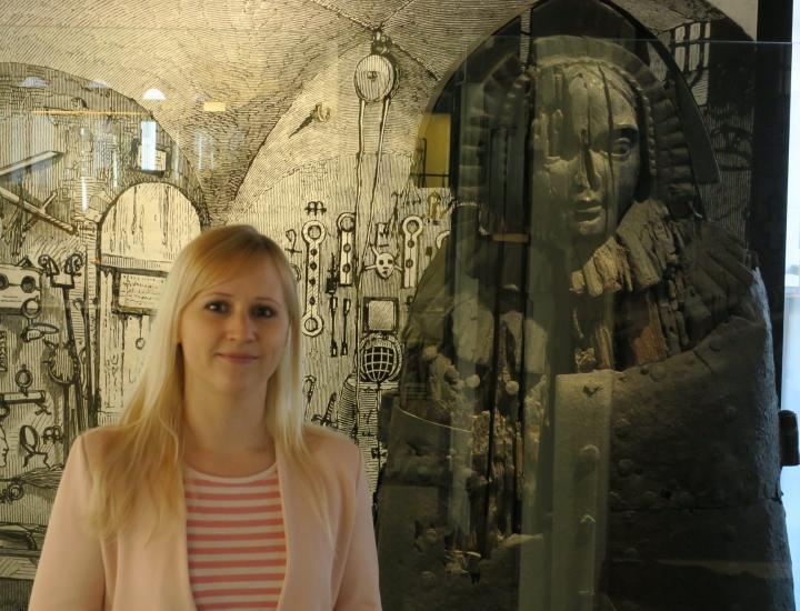 Mittelalterliches Kriminalmuseum Rothenburg ob der Tauber Charlotte Kätsel Eiserne Jungfrau