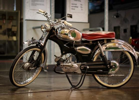 Moped Mars Monza Fotot: Selina Goller