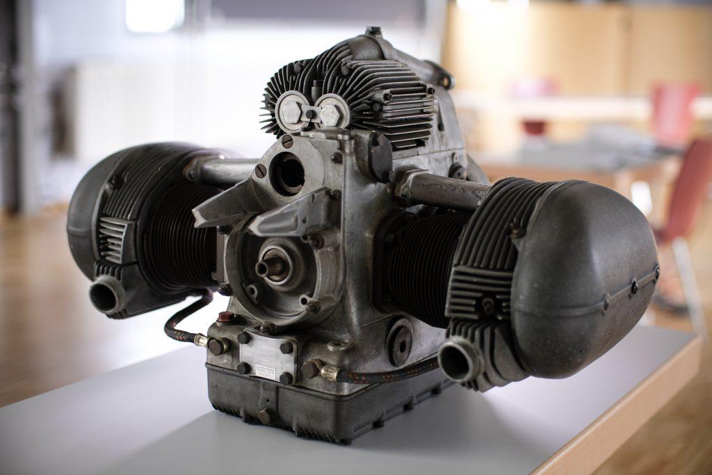 Zündapp Weltrekordmotor, Foto Tim Neiertz
