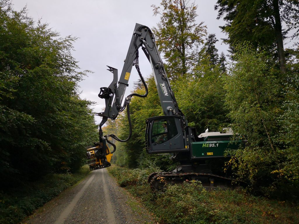 Forstwesen Technik